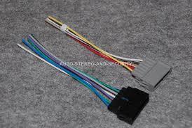 jeep radio wiring harness adapter for aftermarket radio installation 1817