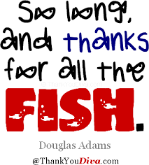 Funny Thank You Quotes & Sayings – Say thanks with a smile!