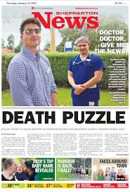 A positive covid case has been confirmed in shepparton for the first time in 405 days. Shepparton News Today S Front Page Read The Digital Edition Of The Paper On Our App Or Visit Sheppartonnews Pressreader Com Facebook
