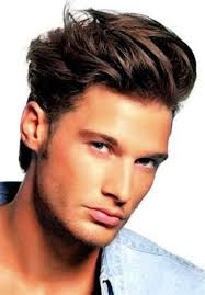 Mens Wavy Hair Style men hairstyles for medium straight hair men short boyish thick 6501 by wearticles.com