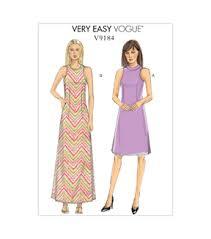 Vogue Dress Patterns Cool Vogue Patterns Misses DressV48 JOANN
