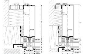 Panorama Schiebesysteme Arch Detail Fenster Rahmenlos