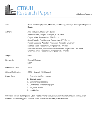Design And Optimization Of Energy Systems By Prof C Balaji Pdf 3for2 Realizing Spatial Material And Energy Savings