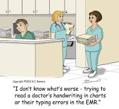Electronic Health Records Are Here To Stay Articles