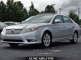 Toyota Avalon 2012 - amazing photo gallery, some information and ...