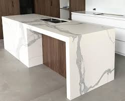 white stone kitchen countertops. Beautiful Stone White Quartz Kitchen Countertop Intended Stone Countertops I