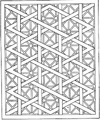 Cool Geometric Patterns Cool Pattern Coloring Pages Geometric