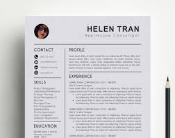 Professional Resume Design Templates Customize 298 Professional