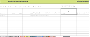 Car Log Book Template Free Vehicle Maintenance Templates For