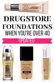 the best foundations over 40