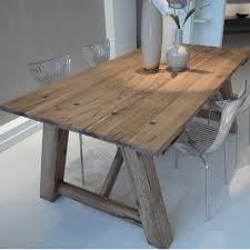 Tavolo legno fratino eclettica holland naturale 100 x 200 devina