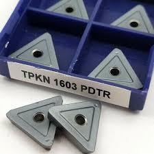 <b>TPKN 1603 PDTR milling</b> inserts <b>TPKN1603 PDTR Milling</b> carbide ...