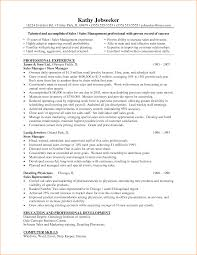 Cover Letter Sample Resume Retail Sample Resume For Retail Free