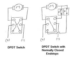 double pole double throw switch wiring wiring diagrams value
