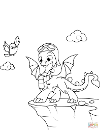 Dragon Coloring Pages Free Coloring Pages