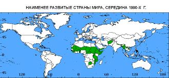 Типы стран по уровню социально экономического развития Рефераты  Страны с централизованной плановой экономикой