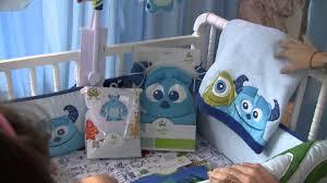 Delightful Monsters Inc Bedroom Decor Baby Nursery Disney Ba Monsters Inc Theme Youtub  On New Giant Sully