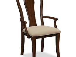 Kitchen Chairs With Arms Kitchen Cabinets Interior Brown Wooden Arm Chair With Big
