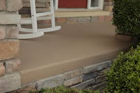 patios and walkways concrete masonry painting coating how to seal concrete patio d52