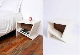 Creative Bedside Tables Great 25 Stunning Side Table Designs.