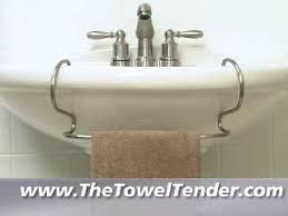 pedestal sink towel bar. For Pedestal Sink Towel Bar