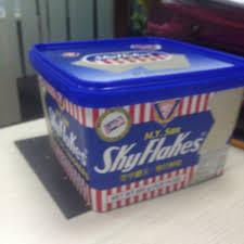 Bánh quy Skyflakes Crackers xuất xứ Mỹ -... - Bánh kẹo nhập khẩu ...