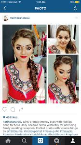 really good makeup by msian artist indian bridal best s