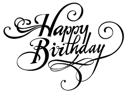 design letter happy birthday letter design letters font