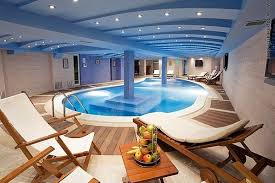 creative indoor pool design wooden deck pool lighting ideas amazing indoor pool lighting