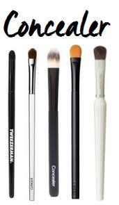 concealer brushes