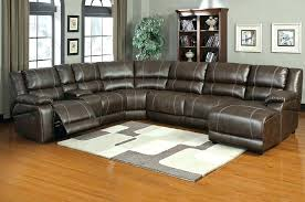 leather sectional couch couches with recliners gallery of amazing household recliner pertaining to chaise and used