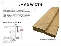 door jambs unique exterior door jamb with exterior door jambs jamb set width door jamb definition