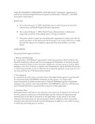 Cover Letter Debt Settlement Contract Debt Management Contract
