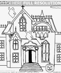 Small Picture Halloween Coloring Pages Castle Coloring Coloring Pages