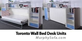 space saving furniture toronto. Wall Bed Desks By MurphySofa For Toronto Residents Space Saving Furniture N