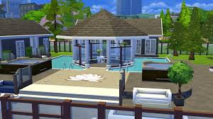 Four Sided Roof Design Tutorial Using The New Roof Styles In The Sims 4 Simsvip