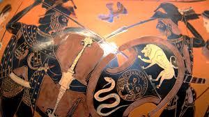 Greek Hoplite Shield Designs Ancient Greek Shield Blazons Ancient World Magazine