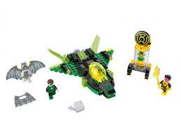 Конструктор <b>Super</b> Heroes (<b>Супер</b> Герои) 76025 Зеленый <b>Фонарь</b> ...