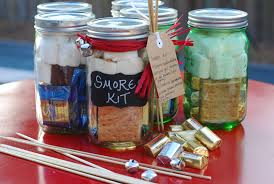 diy smores kits make someones holiday merry and bright with the gift of roasted marshmallows paired with gourmet chocolate