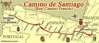 walking to santiago the wordkern archive walking to santiago