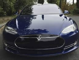 driver killed in self driving car accident for first time pbs a tesla model s electric vehicle is shown in san francisco california u s