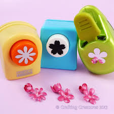 Paper Punches Flower Shaping Die Punch Flowers Crafting Creatures
