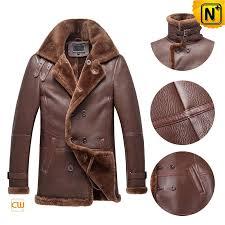 mens shearling coats cw878236 cwmalls com