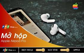 Tai nghe AIRPODS PRO 🍎 Trả góp đến... - FPT Shop Tuyên Quang