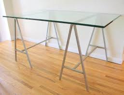 glass desk table tops. Industrial Table Glass Top 1 Desk Tops T