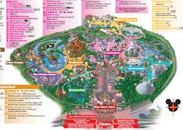 Disney World Size Chart 8 Differences Between Disneyland And Disneys California