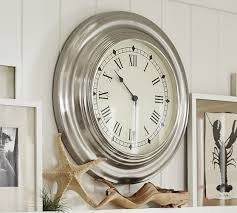 Antique-Silver Clock