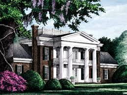 plantation house plans. Simple Plans Luxury House Plan Front Image  128D0005  Plans And More With Plantation Y