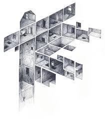 architecture drawing. Mathew Borrett - Borrett\u0027s Blog Ballpoint Drawing From 2002 Architecture Drawing