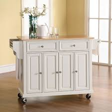 The Rolling Organized Kitchen Island Images